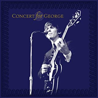CONCERT FOR GEORGE, ROYAL ALBERT HALL, LONDON; 11-29-2002 [4LP] (ETCHED) [12 inch Analog]