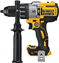 DEWALT 20V MAX XR Hammer Drill Kit, Tool Connect Bluetooth, Tool Only (DCD997B)