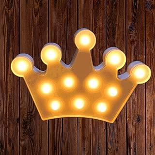 Best crown light up sign Reviews