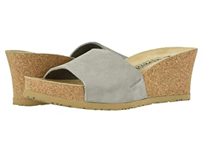 Mephisto Lise (Light Grey Nubuck) Women