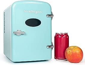 Best retro mini fridge nostalgia Reviews