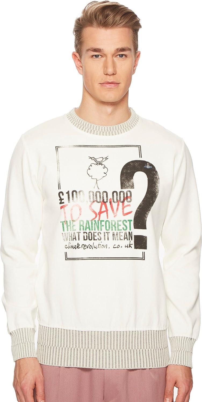 Vivienne Westwood Mens Batavia Sweatshirt