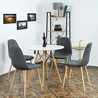 FDW Dining Table Set Room Table Set Kitchen Coffee Table...