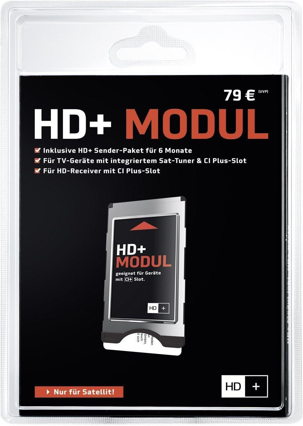 Hd Plus Ci Modul Für 6 Monate Elektronik