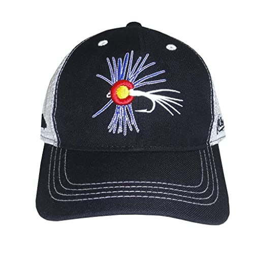 5830068cd28 Aksels Colorado Fly Fishing Curved Bill Hat