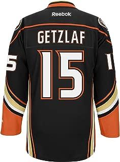 Ryan Getzlaf Anaheim Ducks #15 Black Home Premier Youth Jersey