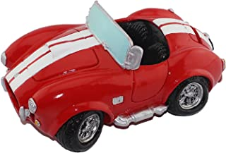 CITONG Sports Car Money Coin Bank for Kids(Red Car Bank)