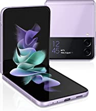 SAMSUNG Galaxy Z Flip 3 5G Factory Unlocked Android Cell Phone US Version Smartphone Flex Mode Intuitive Camera Compact 12...