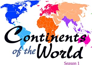Continents of the World Series For Kids