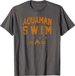 Aquaman Swim Team T-Shirt