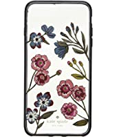 Kate Spade New York - Jeweled Meadow Clear Phone Case for iPhone 8 Plus