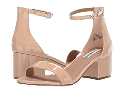 Steve Madden Irenee Sandal (Blush Patent) Women