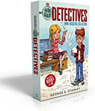 The Third-Grade Detectives Mind-Boggling Collection: The Clue of the Left-Handed Envelope; The Puzzle of the Pretty Pink Handkerchief; The Mystery of ... the Stolen Sand; The Secret of the Green Skin