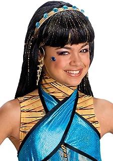 Rubies Monster High Cleo De Nile Child Wig