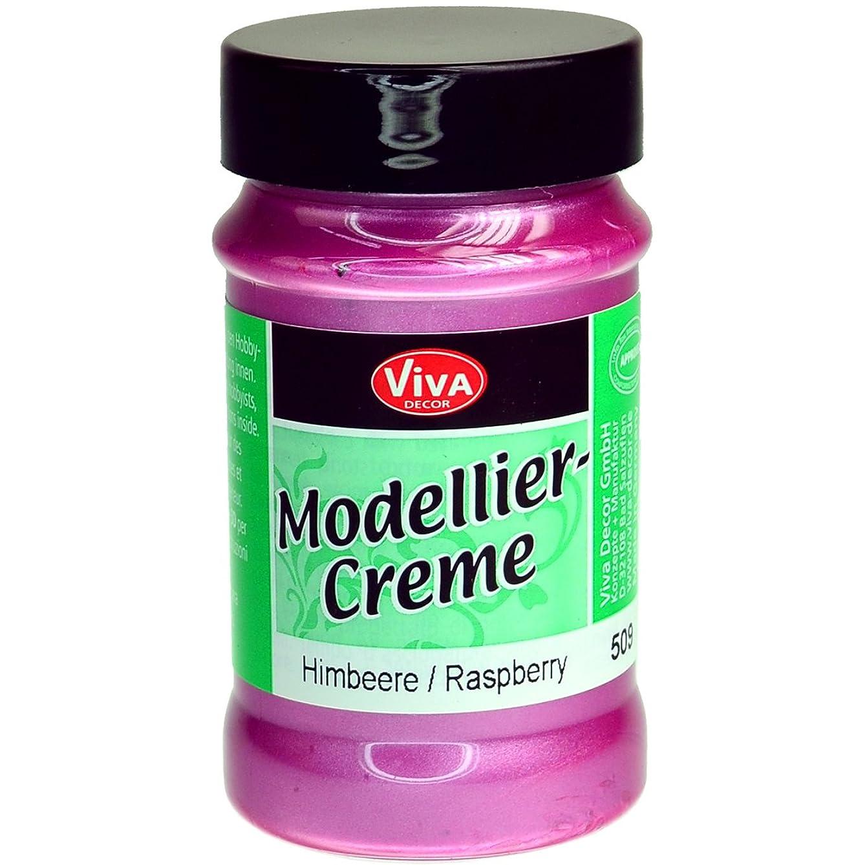 Viva Decor Modeling Creme, 90gm, Raspberry