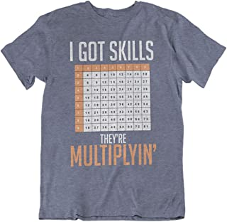 math t shirts funny