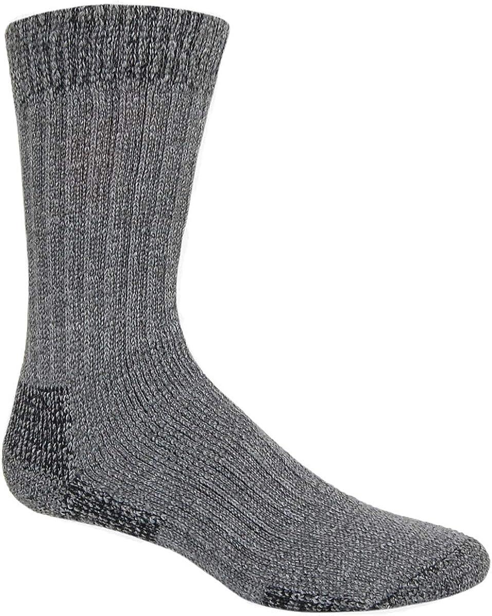 Alpaca Socks - Winter Extra Heavy 本物 Boot Loose 高価値 Length Binding Sock