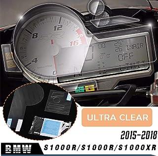 LoraBaber S1000R S1000RR S1000XR Cluster Scratch Protection Film Protector de pantalla Speedo Velocímetro Guardias Cubierta del tablero de instrumentos para S 1000R S 1000 RR S 1000 XR