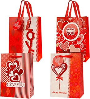 Cute Girly Bag Spring Gift Bag Reusable Drawstring Gift Bag Cotton Gift Tote Heart Gift Bag For Girlfriend Valentine/'s Day Gift Bag