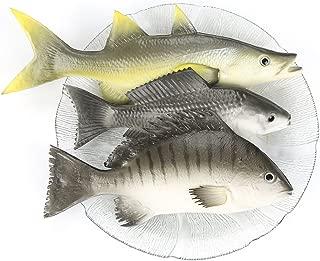 plastic fish realistic