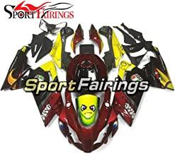 Sportfairings Injection ABS Fairing Kits For Aprilia RS4 125 RS125 2006-2011 Year 06 07 08 09 10 11 Motorcycle Body Kits Shark Red Yellow