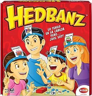 Juegos Bizak Headbanz Adivina que Pienso (BIZAK 61924297
