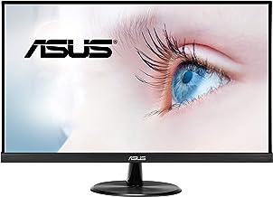 """مانیتور ASUS VP279HE 27 """"، 1080P Full HD ، 75Hz ، IPS ، همگام سازی تطبیقی / FreeSync ، مراقبت از چشم ، HDMI VGA ، بدون قاب ، نور کم آبی ، بدون سوسو ، قابل نصب روی دیوار VESA"""