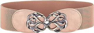 Grace Karin Women Stretchy Vintage Dress Belt Elastic Waist Cinch Belt CL413