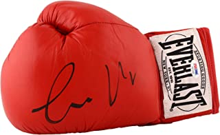 Conor McGregor Autographed New York Everlast Boxing Glove - COA - PSA/DNA Certified - Autographed Boxing Gloves