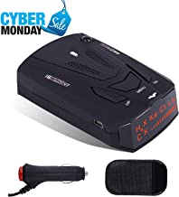 $27 » Radar Detector, Voice Alert & Car Speed Alarm System with 360 Degree Detection, City/Highway Mode