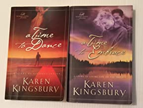 2 Books! 1) A Time to Dance 2) A Time to Embrace