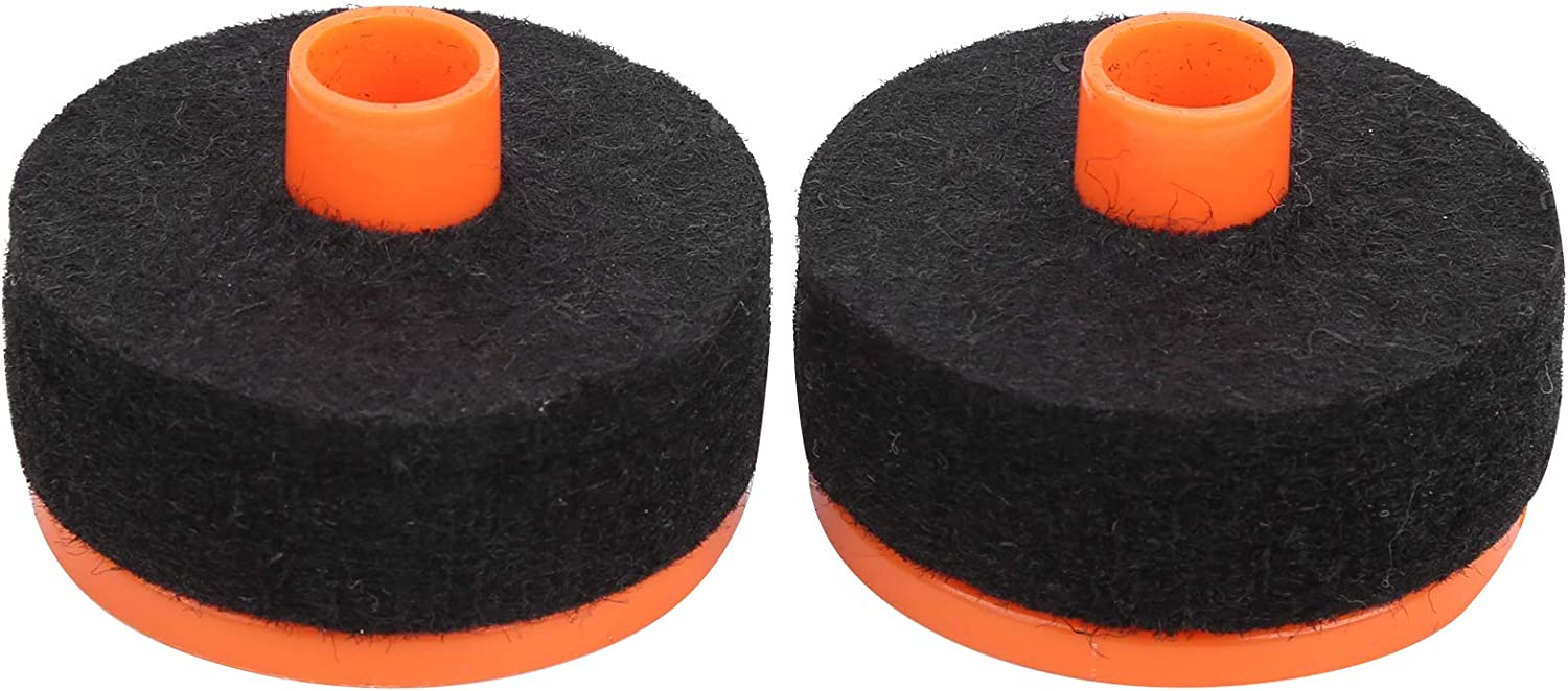 Drum Felt Super popular specialty store Max 47% OFF Pad Kit Practica for Players 40mm WC76