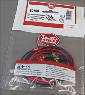 Hobby Track Trains Power Cable G-Scale connectors Terminal Wire Aristo Craft 5016 New Quick Arrive