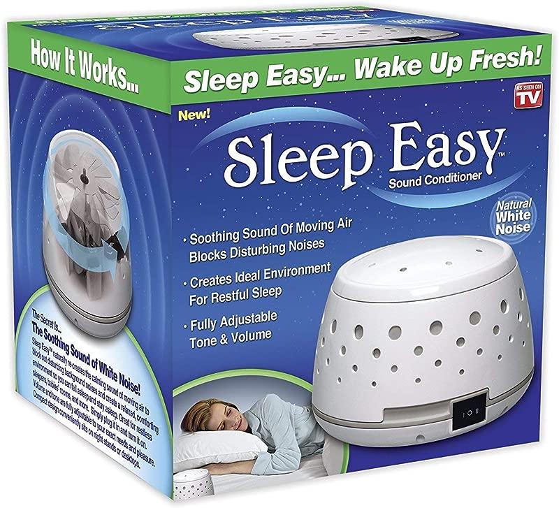 Sleep Easy Sound Conditioner White Noise Machine 4 Pack