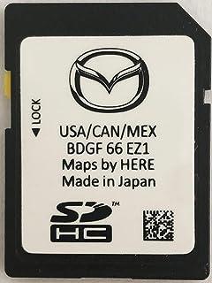 Mazda 3 Navigation SD Card 2019 OE OEM BDGF-66-EZ1