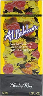 Shirley May Al Bakhoor For Women Eau de Toilette, 50 ML