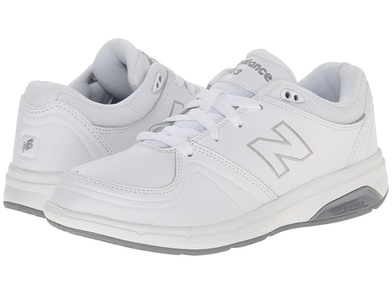 (ニューバランス) New Balance メンズランニングシューズ?スニーカー?靴 WW813 White ホワイト 7.5 (25.5cm) B