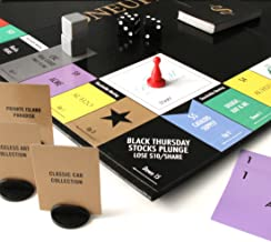ONEUPMANSHIP – An All-Original Real-Deal Strategy Board Game for the 21st Century – A Wicked/Smart Capitalist Adventure.