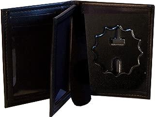 Hidden Badge Wallet for NY City Police Lieutenant