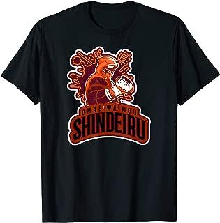 Omae Wa Mou Shindeiru Fist T-Shirt