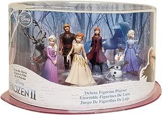 Disney Collection Frozen 2 Deluxe Figurine Playset - 8 Pieces