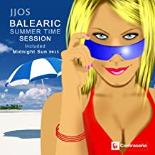 Balearic Summer Time Session / Fantasy /In a Perfect World / I Know Your Dreams / Come On & Find Me / Midnight Sun 2015 / Stella / Take My Hand / Menorca Island / Feelings / Deep Emotion / Sexy / Come