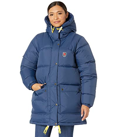 Fjallraven Expedition Down Jacket (Navy) Women