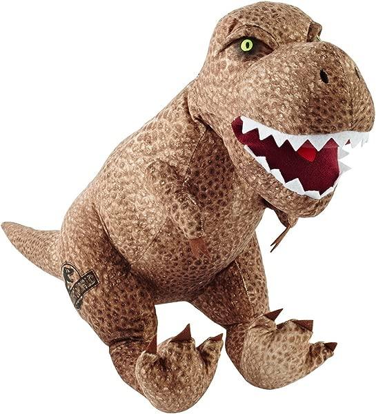 Universal World Dinosaur Strength Shaped Cuddle Pillow
