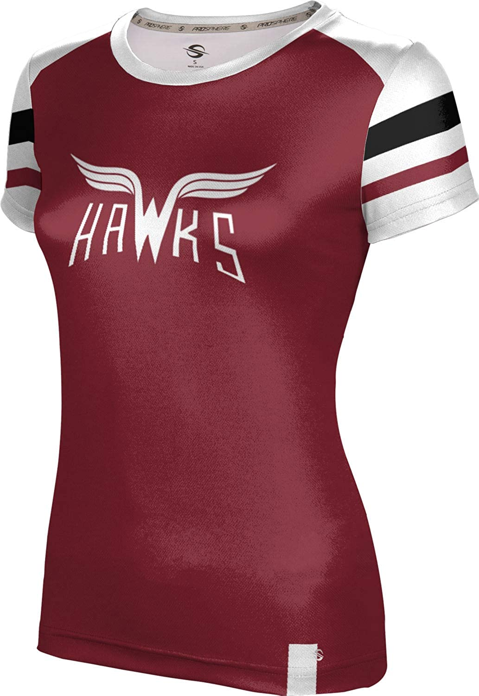 ProSphere Red Oak High School Girls' Performance T-Shirt (Old School)