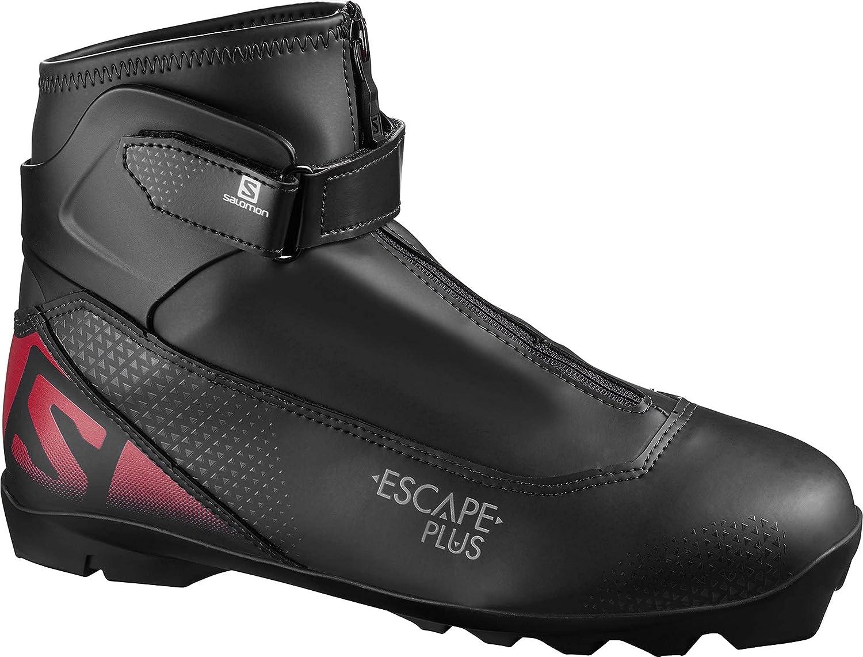 Salomon Deluxe Escape New York Mall Plus Prolink Mens Ski XC Boots