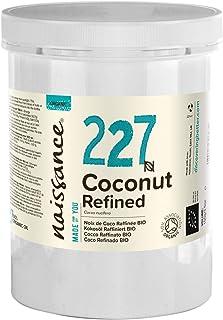 comprar comparacion Naissance Coco Refinado BIO Sólido - Aceite Vegetal Prensado en Frío 100% Puro - Certificado Ecológico - 1 Kg