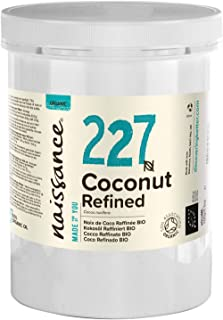 Naissance Coco Refinado BIO Sólido - Aceite Vegetal Prensado en Frío 100% Puro - Certificado Ecológico - 1 Kg