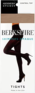 Women's Shimmers Opaque Control Top Tights 4643