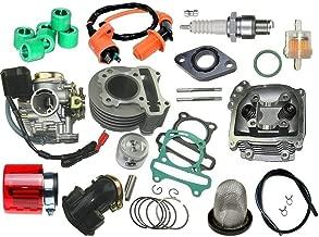 80 Sport Zylinder KIT VERGASER f/ür REX RS 750 50 4T Roller bis2017 Zylinderkit Unbranded
